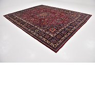Link to 9' 9 x 12' 4 Mashad Persian Rug