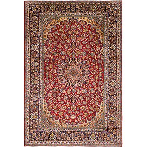 Link to 255cm x 375cm Isfahan Persian Rug item page