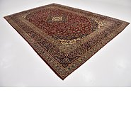 Link to 9' 8 x 14' Kashan Persian Rug