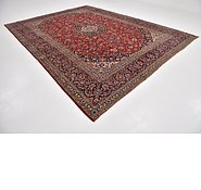 Link to 10' 3 x 14' Kashan Persian Rug