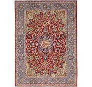 Link to 8' 9 x 12' Isfahan Persian Rug