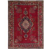 Link to 8' x 11' Tabriz Persian Rug