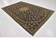 Link to 7' 6 x 11' 10 Kashan Persian Rug