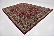 Link to 9' 9 x 13' 3 Mashad Persian Rug