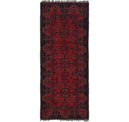 Link to Unique Loom 2' 7 x 6' 4 Khal Mohammadi Runner Rug