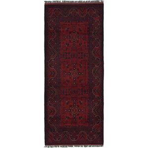 2' 9 x 6' 6 Khal Mohammadi Runner Rug