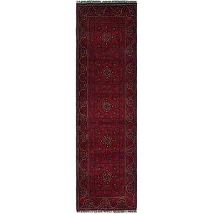 2' 8 x 9' 4 Khal Mohammadi Runner Rug