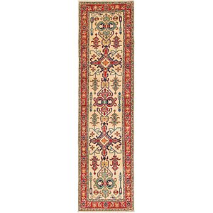 Link to 2' 7 x 10' Kazak Runner Rug item page