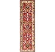 Link to 2' 8 x 9' 6 Kazak Runner Rug