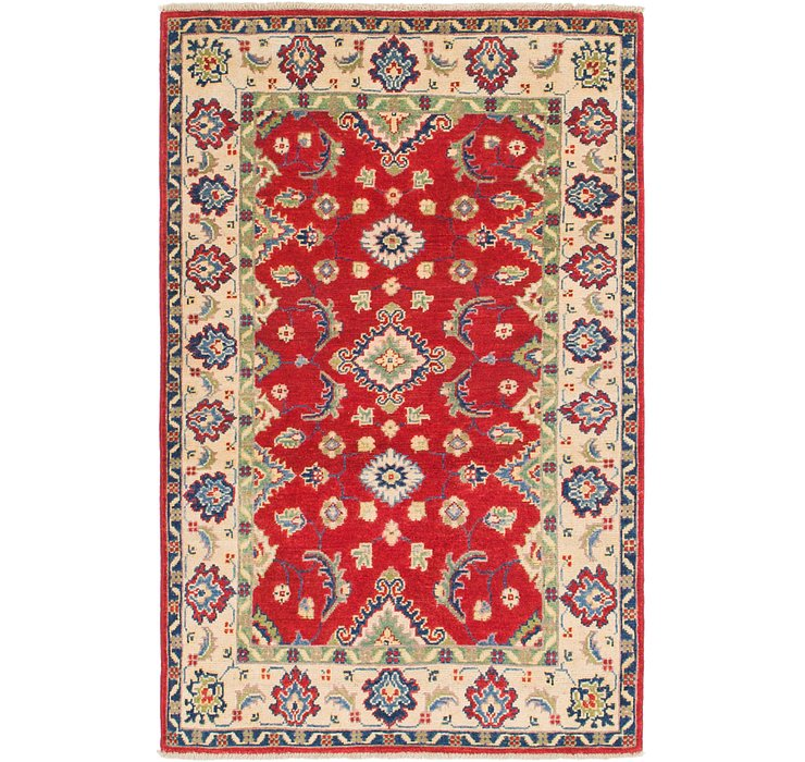 3' x 5' Kazak Rug