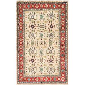 Link to 3' 3 x 5' 5 Kazak Rug item page