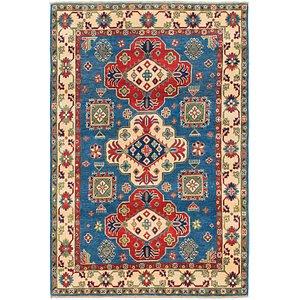 Link to 122cm x 188cm Kazak Rug item page