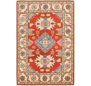 Link to Unique Loom 4' x 6' Kazak Rug