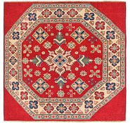 Link to 5' x 5' Kazak Square Rug