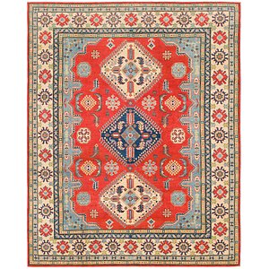 Link to 8' x 9' 10 Kazak Rug item page