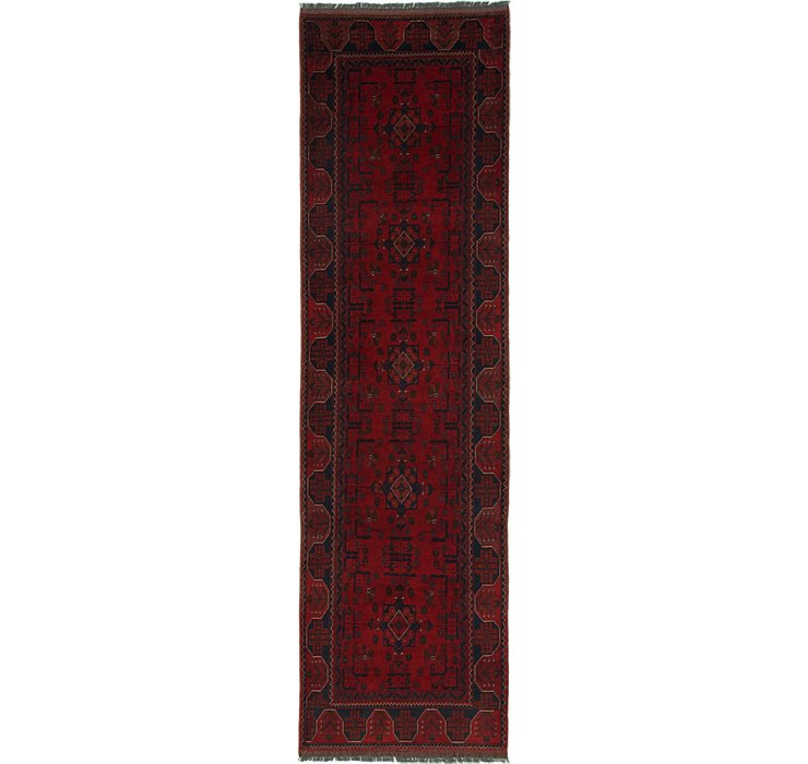 2' 8 x 9' 9 Khal Mohammadi Runner Rug