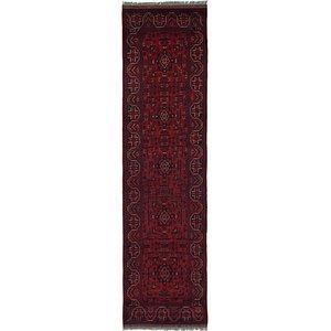 2' 7 x 9' 9 Khal Mohammadi Runner Rug