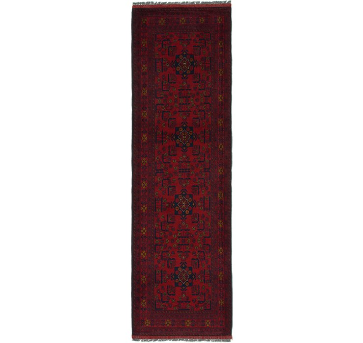 3' x 9' 9 Khal Mohammadi Runner Rug