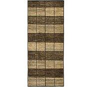 Link to Unique Loom 3' 3 x 7' 9 Modern Ziegler Runner Rug