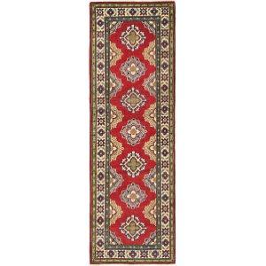 Link to 60cm x 188cm Kazak Runner Rug item page