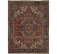Link to 6' 8 x 8' 5 Heriz Persian Rug