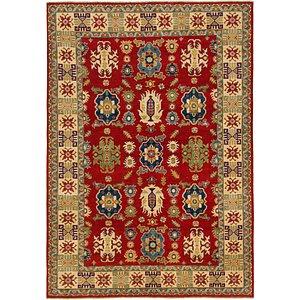 Link to 6' 7 x 9' 6 Kazak Rug item page