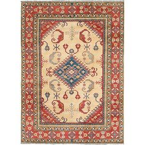 Link to 198cm x 275cm Kazak Rug item page