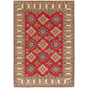 Link to 190cm x 275cm Kazak Rug item page
