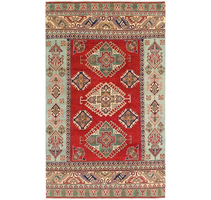 6' 2 x 10' Kazak Rug