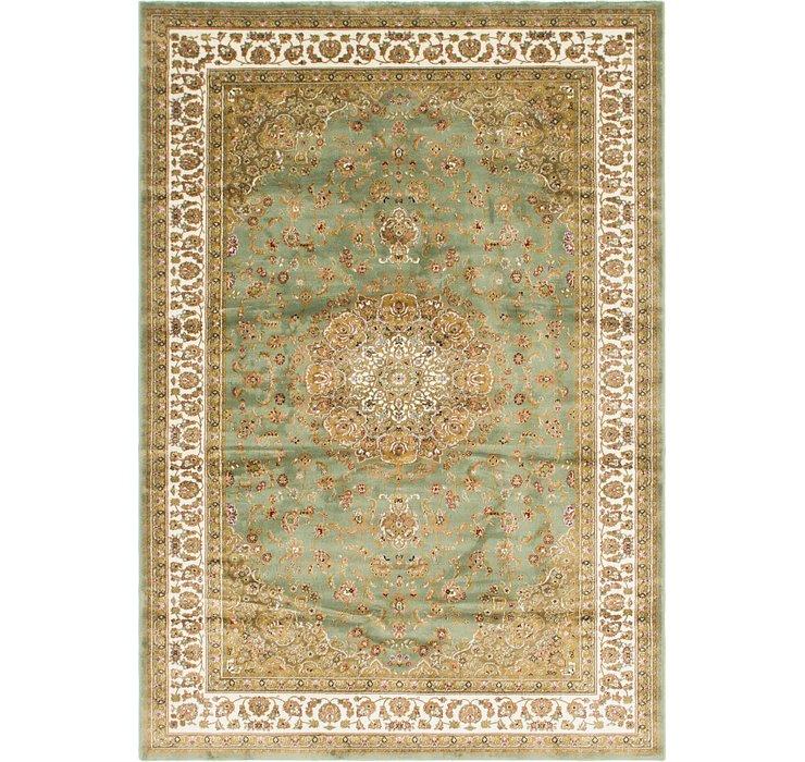 6' 8 x 9' 6 Isfahan Design Rug