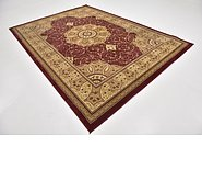 Link to 7' 7 x 10' 7 Classic Aubusson Rug
