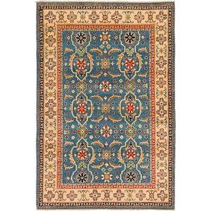 Link to 132cm x 198cm Kazak Rug item page