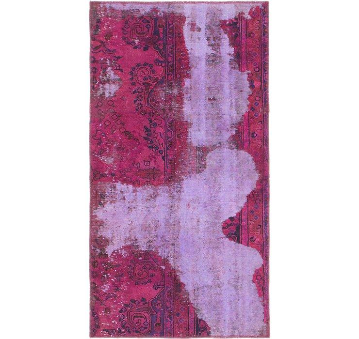 85cm x 157cm Ultra Vintage Persian Rug