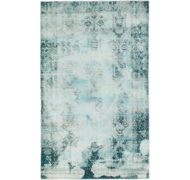 3' 9 x 6' Ultra Vintage Persian Rug