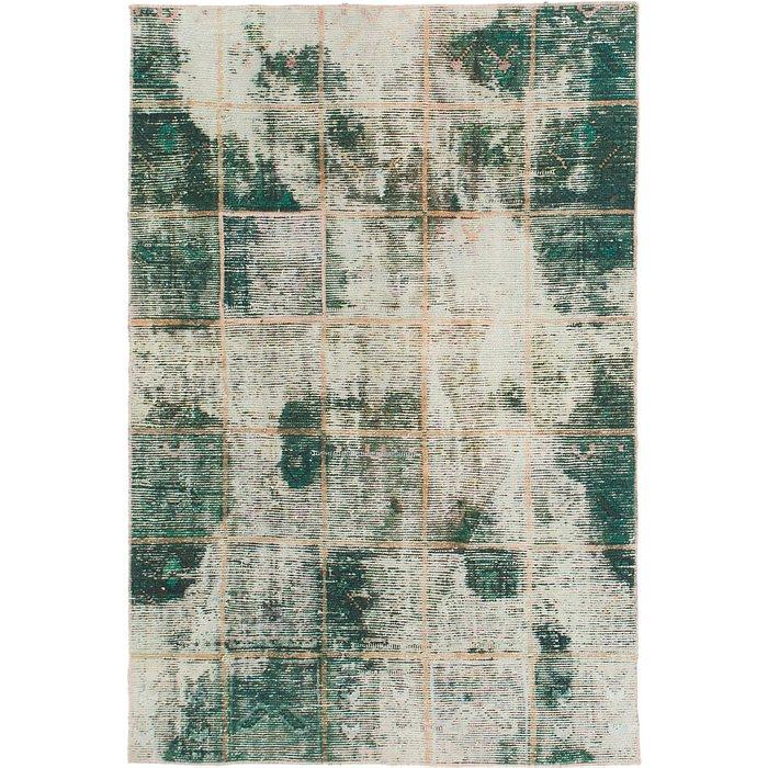4' 7 x 7' Ultra Vintage Persian Rug