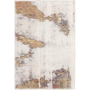 Unique Loom 2' 3 x 3' 4 Ultra Vintage Persian Rug