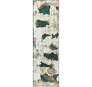 Link to 2' 9 x 9' 8 Ultra Vintage Persian Runner Rug
