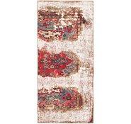 Link to 3' x 7' Ultra Vintage Persian Runner Rug
