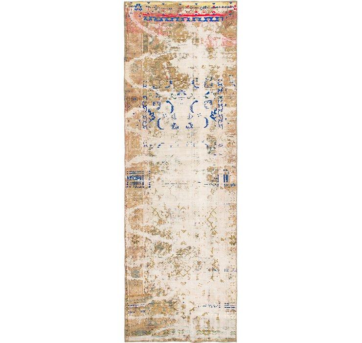 3' 3 x 10' Ultra Vintage Persian R...