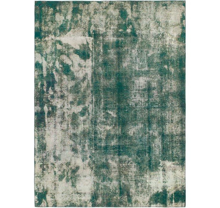 8' 2 x 11' 2 Ultra Vintage Persian Rug