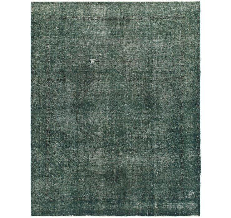 9' 7 x 12' 2 Ultra Vintage Persian Rug