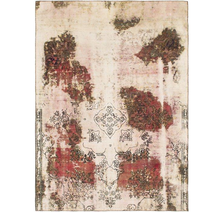 7' 3 x 10' 2 Ultra Vintage Persian Rug