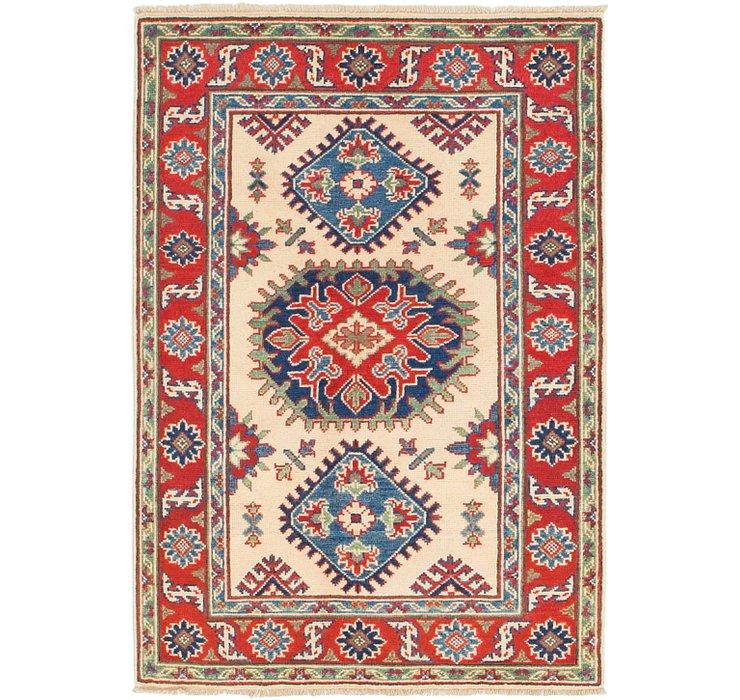 2' 9 x 4' 2 Kazak Rug