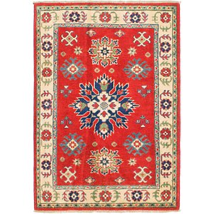 Link to 70cm x 122cm Kazak Rug item page