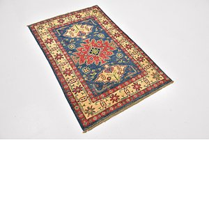 Link to 2' 8 x 4' Kazak Rug item page