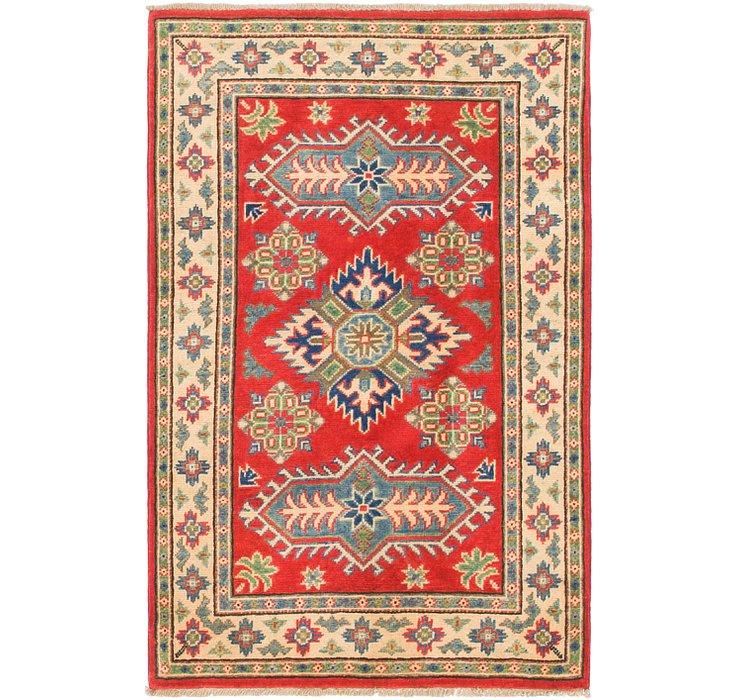 2' 7 x 4' Kazak Rug