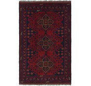 Link to 2' 6 x 4' 1 Khal Mohammadi Rug