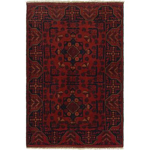Link to 80cm x 127cm Khal Mohammadi Rug item page