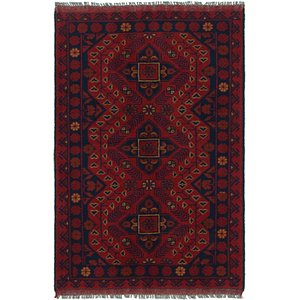 Link to 75cm x 117cm Khal Mohammadi Rug item page