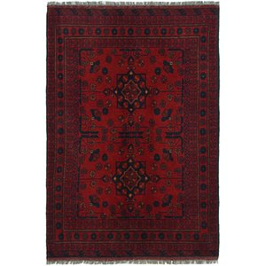 Unique Loom 2' 8 x 4' 1 Khal Mohammadi Rug